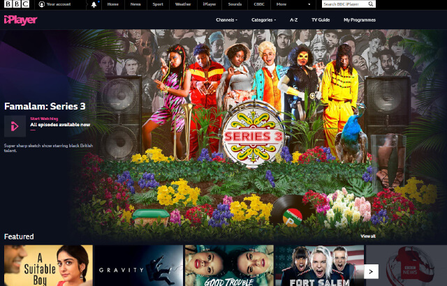 How to access BBC iPlayer outside of the UK