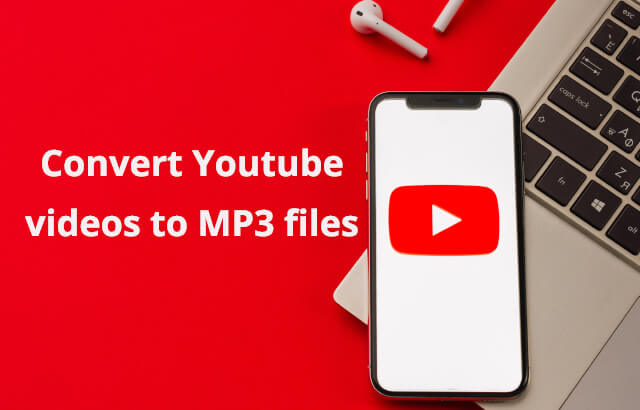 How to download Youtube videos as MP3 files.