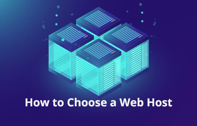 How to choose the right web hosting company for your business