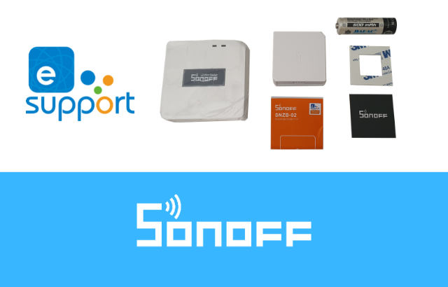 Sonoff SNZB-02 Zigbee Temperature & Humidity Sensor